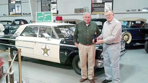 Bennett Classics Wins National AACA Museum Award