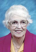 Beatrice Moore Flack, age 95