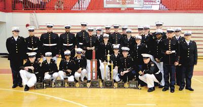 R-S Centrals Marine Corps Junior ROTC Drill Team Grand Champions!