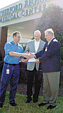 Rutherford  Regional Health  System And Its Foundation Receive Two Of Facebook's 2011 Rutherford County Grants