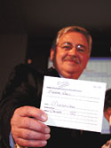 A Christmas Tradition  Becomes A  Reverse Raffle $10,000 Winner!
