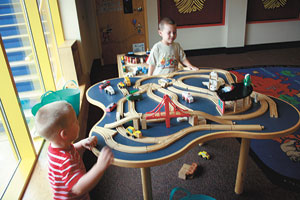 It just is so much fun at KidSenses