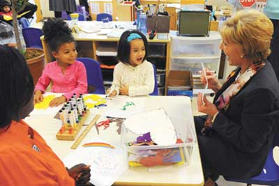 NC Wins $70M Early Childhood Grant