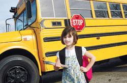 Help Stuff The School Bus!