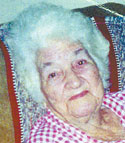 Mary Sue Kiser, age 95