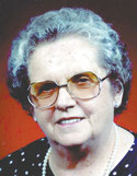 Nellie Holland, age 86