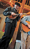 Snuffy Jenkins Bluegrass  Festival Takes On New Meaning
