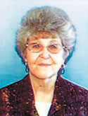 Minnie Belle Beheler Cole, age 81
