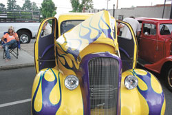 19th Annual Hot Nights - Cool Rides
