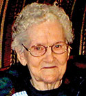 Ellen Allred Harris, age 91