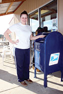 In Rutherford County... U.S. Postal  Service Returns To Its Roots