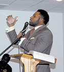 New Bethel A.M.E. Zion Church Honors Martin Luther King, Jr. And The President's Inauguration