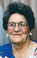 "Elizabeth ""Lib"" Millwood Waters, 87"