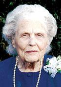 Ruth Carver, 95