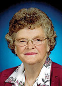 Mrs. Ellen Mae Hensley Dotson age 92