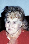 Margot Nischwitz Horton, age 86