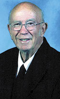 The Reverend Charlie William Blackwell, age 85