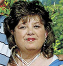 Gloria Hargett Smith, age 55