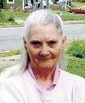 Virginia Parker Doty, age 79
