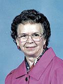 Mrs. Lucy Jane Whitesides McDaniel age 85