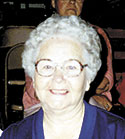 Betty Greene Jones, age 89