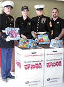 New Marine Corps Reserve Toys For Tots Program