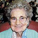 Ruth Bright Haulk, age 89