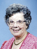Mildred Tate Scruggs, age 92