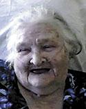 """Louise """"Easter"""" Beheler Bumgardner, age 93"""