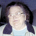 "Dorothy ""Dot"" Wise Hanson, age 80"