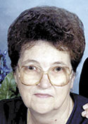 Betty Mae Ledbetter, age 83