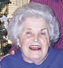 Sarah Mae Kincaid Bush, 80