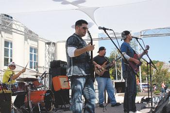 Rutherfordton's Hilltop Festival