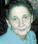 """Mary Ann """"Tootsie"""" Burgess, age 75"""