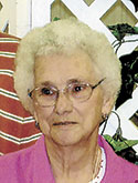 Gladys Byers, age 88
