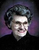 Irma Jeanette Beason Fox