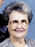 "Madelyne ""Matt"" Hawkins, age 92"