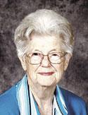 Lela Willis Sims, age 95