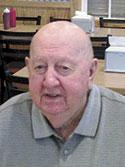 Max Burgess, age 85