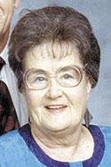 Wanda Whitesides Byers, age 87