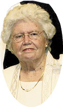 Mrs. Mary Edna Hamrick McCraw, 84