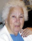 Eula Mae Moore, age 89