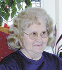 "Dorothy ""Dot"" Liveret Hensley, age 89"