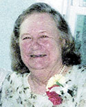 Lois Helton Wallace age 85