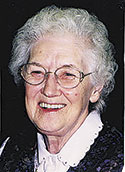 Alda Morrow Womack, age 90