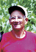 Hubert Zeb Hudgins, age 85