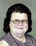 """Mary Elizabeth """"Lib"""" Stacey, age 82"""