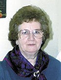 Betty Toney Sandefur, age 80
