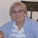 Margaret Bradley Campbell, age 92