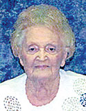 Martha Luckadoo Greene, 82